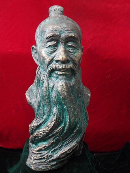 长城相关小品雕塑